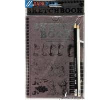 SKETCH BOOK (курс рисования / покадровая система)