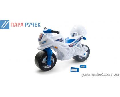 Мотоцикл 2-х колесн. с муз. сигнал. 501 в4