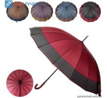 Зонт 4470 длина 95 см, диам. 116 см, ткань