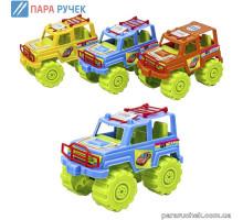 KinderWay.Машинка 05-501 джип цветной