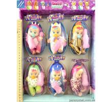 """Кукла 262А """"Baby Lovely"""" с аксессуарами (6шт)"""