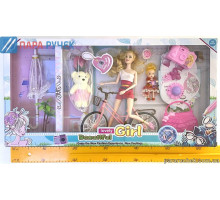Кукла типа Барби 2103-405 в кор.