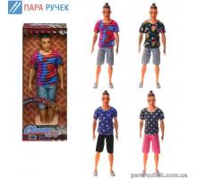 Кукла PX318-А 4 вида в кор. 12*32,5см