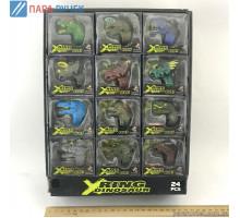 Кольцо 3D динозавр 8910-С15 (24)