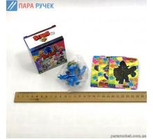 Герои BRAWL STARS 2000950-М герой+карточка в кор-ке, 12шт в блоке