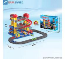 Паркинг 1801А-11, 3-х уровневый в кор. 59*47,5см
