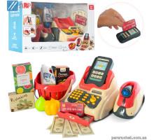 Кассовый аппарат 668-93 сканер, продукты, деньги, в кор. 34*21*17см