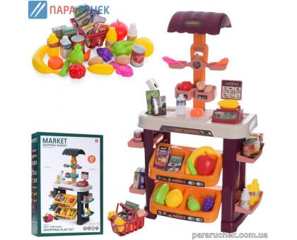 Магазин 922-01А прилавок, касса, продукты, на бат-ке, в кор 46*71см