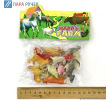 Животные 037 домашние в пакете