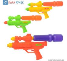 Водный пистолет 0574большой 37 см в пакете