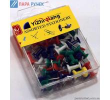 Кнопки с держателем в пластике (9-67)