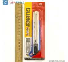 Нож канц. 18мм (332)