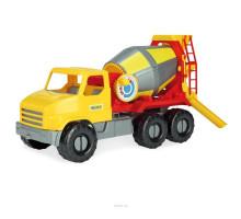 """Авто """"City Truck"""" бетономешалка в кор. Тигрес (39365)"""