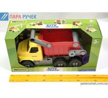 """Авто """"City Truck"""" самоскид в кор. Тигрес (39368)"""