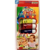 Краски пальчиковые (6620)