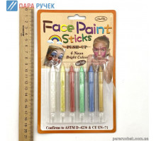 Набор карандашей  для грима 9146