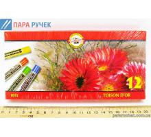 Мелки-пастель T.D'OR 12цв. (8512)