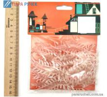 Сколопендры МА19-163 силикон. (12шт) в пакете