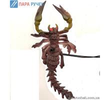 Скорпионы резиновые (10шт)
