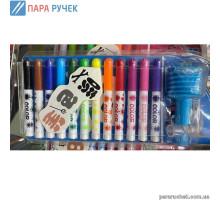 Фломастеры ST02418 12цв. Spray pen
