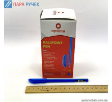 Ручка шариковая О15697 синяя LIKE