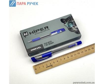Ручка гель Hiper Marvel HG-2175  синяя