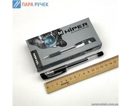 Ручка гель Hiper Marvel HG-2175  черная