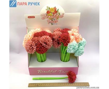 Ручка 6605-2 цветы