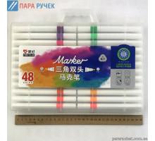 Маркер AH515-48 двойной