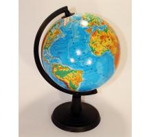 Глобус 22см средний физический