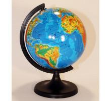Глобус 16см физический