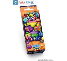 Тісто Bubble clay FLUORIC 6 цветов BBC-FL-6-01U Данкотойс