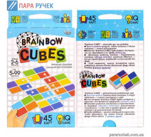 "Гра ""Brainbow CUBES"" G-BRC-01-01 Данкотойс"
