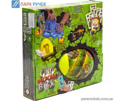 """Креативна творчість """"Dino Boom Box"""" DBB-01-01U Данкотойс"""