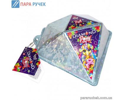 """Креативна творчість """"Diamond Pony"""" BPS-01-03 Данкотойс"""