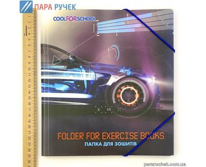 Папка на резинке В5 CF32002-02 Super car