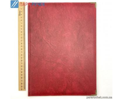 Папка ППВ-5 Miradur красный Без надписи