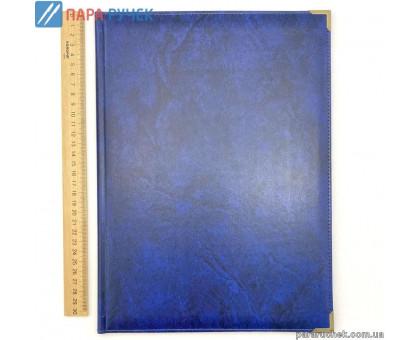 Папка ППВ-5 Miradur синий Без надписи