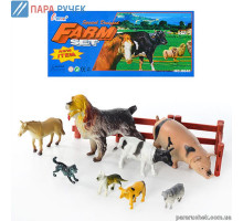 Животные Н640 домашние в пакете 20*26см