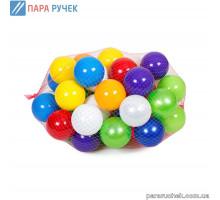 Кульки великі арт. 0265 діам. 8см. 60шт. Бамсік