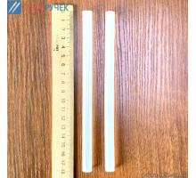 Клей силикон. для пистолета толст. 19см. 0,5кг.