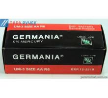 Батарейка Germania R6 (60шт)
