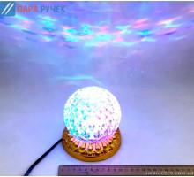 Лампа шар LED/3W