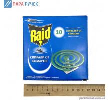Спираль от комаров Raid