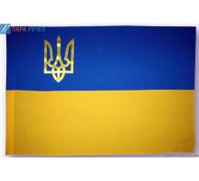 Флаг Украины большой