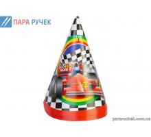 Колпак праздн. Racing MX20073 (6шт. набор)