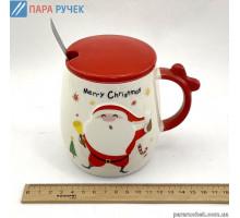 Чашка 2055 дед мороз