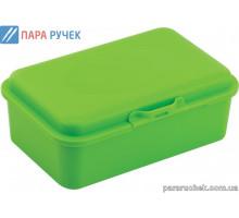 Ланч-бокс Е98373 пласт. 750мл. зелен.