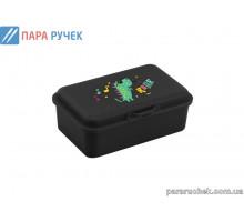 Ланч-бокс Е98387 пласт. 750мл. чорный
