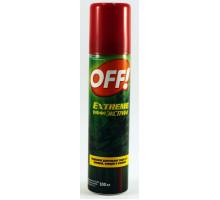Спрей от комаров OFF экстрим